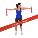 latex free exercise band