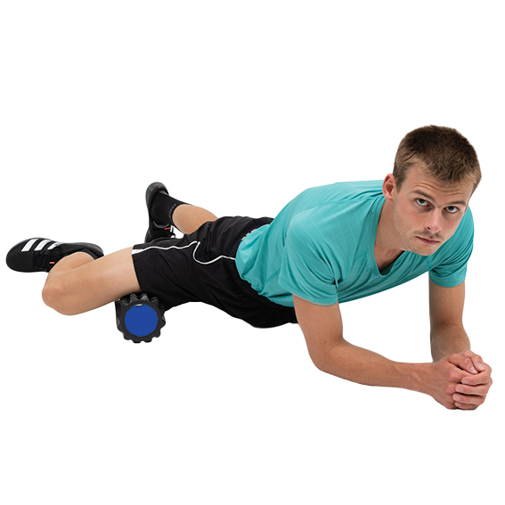 Spiky Foam Roller